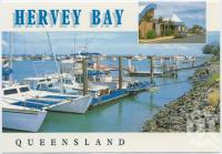 "<span class=""caption-caption"">Urangan Boat Harbour and Yacht Club</span>, c1970-2000. <br />Postcard, collection of <span class=""caption-contributor"">Murray Views Collection</span>."