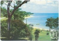 "<span class=""caption-caption"">Gataker's Bay, Point Vernon</span>, c1970-2000. <br />Postcard, collection of <span class=""caption-contributor"">Murray Views Collection</span>."