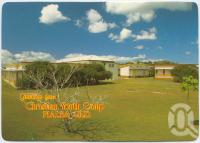 """<span class=""""caption-caption"""">Christian Youth Camp, Pialba</span>, c1970-2000. <br />Postcard, collection of <span class=""""caption-contributor"""">Murray Views Collection</span>."""