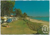 "<span class=""caption-caption"">Scarness Caravan Park</span>, c1970-2000. <br />Postcard, collection of <span class=""caption-contributor"">Murray Views Collection</span>."