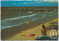 "<span class=""caption-caption"">The Beach and Jetty, Scarness</span>, c1970-2000. <br />Postcard, collection of <span class=""caption-contributor"">Murray Views Collection</span>."
