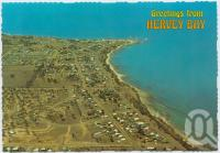 """<span class=""""caption-caption"""">Looking north toward Point Vernon from Pialba</span>, c1970-2000. <br />Postcard, collection of <span class=""""caption-contributor"""">Murray Views Collection</span>."""