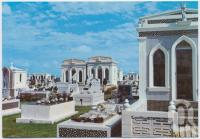 "<span class=""caption-caption"">The New Cemetery, Ingham</span>, c1970-2000. <br />Postcard, collection of <span class=""caption-contributor"">Murray Views Collection</span>."
