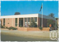 "<span class=""caption-caption"">Post Office, Inglewood</span>, c1970-2000. <br />Postcard, collection of <span class=""caption-contributor"">Murray Views Collection</span>."