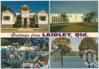 "<span class=""caption-caption"">Laidley</span>, c1970-2000. <br />Postcard, collection of <span class=""caption-contributor"">Murray Views Collection</span>."