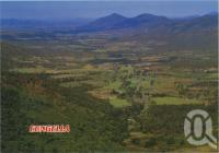 """<span class=""""caption-caption"""">Eungella, 70km west of Mackay, on the edge of the National Park overlooks the rich cane fields of the Pioneer River</span>, c1970-2000. <br />Postcard, collection of <span class=""""caption-contributor"""">Murray Views Collection</span>."""