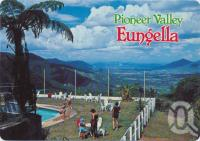 """<span class=""""caption-caption"""">Overlooking the Pioneer Valley from the Chalet, Eungella</span>, c1970-2000. <br />Postcard, collection of <span class=""""caption-contributor"""">Murray Views Collection</span>."""