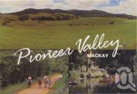 "<span class=""caption-caption"">Pioneer Valley - Mackay,  Eungella, Dairy Farm at Broken River,  Horse Riding - Canoeing, Broken River</span>, c1970-2000. <br />Postcard, collection of <span class=""caption-contributor"">Murray Views Collection</span>."