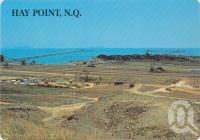 "<span class=""caption-caption"">Overlooking the world's larges coast exporting facility, Hay Point</span>, c1970-2000. <br />Postcard, collection of <span class=""caption-contributor"">Murray Views Collection</span>."