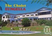 """<span class=""""caption-caption"""">The Chalet on top of the Eungella Range overlooks the Pioneer Valley</span>, c1970-2000. <br />Postcard, collection of <span class=""""caption-contributor"""">Murray Views Collection</span>."""