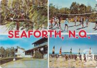 "<span class=""caption-caption"">Queensland Recreation Camp, Seaforth</span>, c1970-2000. <br />Postcard, collection of <span class=""caption-contributor"">Murray Views Collection</span>."