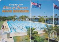 """<span class=""""caption-caption"""">Pioneer Swim Centre, Centenary Place, North Mackay</span>, c1970-2000. <br />Postcard, collection of <span class=""""caption-contributor"""">Murray Views Collection</span>."""