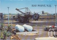 "<span class=""caption-caption"">One of the giant bucket wheels used to move the coal from the stock piles to the port conveyers, Hay Point</span>, c1970-2000. <br />Postcard, collection of <span class=""caption-contributor"">Murray Views Collection</span>."