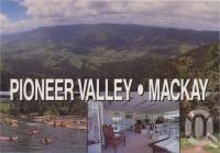 """<span class=""""caption-caption"""">Pioneer Valley from Pease's Lookout, Eungella National Park - Mirani Shire Bicentennial Museum, Cattle Creek Swimming Hole</span>, c1970-2000. <br />Postcard, collection of <span class=""""caption-contributor"""">Murray Views Collection</span>."""
