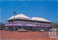 "<span class=""caption-caption"">Normanton, Hotel National, Landsborough Street</span>, c1970-2000. <br />Postcard, collection of <span class=""caption-contributor"">Murray Views Collection</span>."