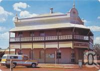 "<span class=""caption-caption"">Carpentaria Shire Office, Landsborough Street, Normanton.  Opened in 1890 - almost a century of administration in Queensland's Gulf Country</span>, c1970-2000. <br />Postcard, collection of <span class=""caption-contributor"">Murray Views Collection</span>."