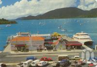 "<span class=""caption-caption"">Shute Harbour, the jetty. Departure point for cruising Whitsunday islands</span>, 1989. <br />Postcard by <span class=""caption-publisher"">Murray Views Pty Ltd</span>, collection of <span class=""caption-contributor"">Centre for the Government of Queensland</span>."