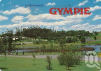 """<span class=""""caption-caption"""">Lake Alford and Mining Museum, Gympie</span>, c1988. <br />Postcard by <span class=""""caption-publisher"""">Murray Views Pty Ltd</span>, collection of <span class=""""caption-contributor"""">Centre for the Government of Queensland</span>."""