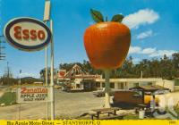 "<span class=""caption-caption"">Big Apple Moto-Diner, Stanthorpe</span>, c1962. <br />Postcard by <span class=""caption-publisher"">David Lee & Associates</span>, collection of <span class=""caption-contributor"">Centre for the Government of Queensland</span>."