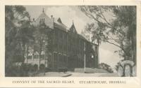 """<span class=""""caption-caption"""">Convent of the Sacred Heart, Stuartholme</span>, c1970. <br />Postcard, collection of <span class=""""caption-contributor"""">Centre for the Government of Queensland</span>."""