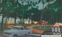 "<span class=""caption-caption"">Caravan park, Scarness</span>, 1963. <br />Postcard folder by <span class=""caption-publisher"">Viewpoint Productions</span>, collection of <span class=""caption-contributor"">Centre for the Government of Queensland</span>."