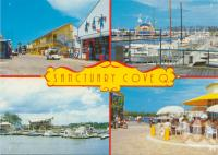 "<span class=""caption-caption"">Sanctuary Cove</span>, c1995. <br />Postcard by <span class=""caption-publisher"">Sunbird Souvenirs</span>, collection of <span class=""caption-contributor"">Centre for the Government of Queensland</span>."