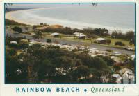 "<span class=""caption-caption"">Rainbow Beach</span>, 1996. <br />Postcard by <span class=""caption-publisher"">Murray Views Pty Ltd</span>, collection of <span class=""caption-contributor"">Centre for the Government of Queensland</span>."