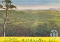 "<span class=""caption-caption"">Tamborine Mountain</span>, c1938. <br />Postcard folder by <span class=""caption-publisher"">Brisbane Postcards</span>, collection of <span class=""caption-contributor"">Centre for the Government of Queensland</span>."