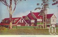 "<span class=""caption-caption"">Eagle Heights Hotel</span>, c1938. <br />Postcard folder by <span class=""caption-publisher"">Brisbane Postcards</span>, collection of <span class=""caption-contributor"">Centre for the Government of Queensland</span>."