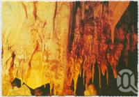 """<span class=""""caption-caption"""">Straw Stalactites, Cammoo Caves</span>, c1970-2000. <br />Postcard, collection of <span class=""""caption-contributor"""">Murray Views Collection</span>."""