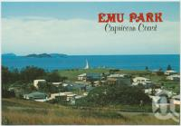 "<span class=""caption-caption"">Emu Park</span>, c1970-2000. <br />Postcard, collection of <span class=""caption-contributor"">Murray Views Collection</span>."