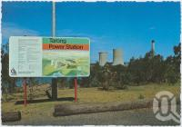"<span class=""caption-caption"">Tarong Power Station Lookout and Picnic Area, Yarraman</span>, c1970-2000. <br />Postcard, collection of <span class=""caption-contributor"">Murray Views Collection</span>."