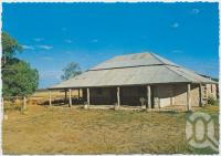 "<span class=""caption-caption"">Front view of Fort, Old Rainworth Fort, Springsure</span>, c1970-2000. <br />Postcard, collection of <span class=""caption-contributor"">Murray Views Collection</span>."