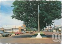 """<span class=""""caption-caption"""">Victoria Street looking west, Miles</span>, c1970-2000. <br />Postcard, collection of <span class=""""caption-contributor"""">Murray Views Collection</span>."""