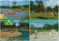 "<span class=""caption-caption"">Mapleton Holiday Centre, Obi-Obi Road, Mapleton</span>, c1970-2000. <br />Postcard, collection of <span class=""caption-contributor"">Murray Views Collection</span>."