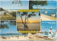 "<span class=""caption-caption"">Maroochydore-Mooloolaba</span>, c1970-2000. <br />Postcard, collection of <span class=""caption-contributor"">Murray Views Collection</span>."