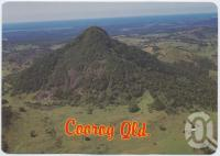 "<span class=""caption-caption"">Mt Cooroy, Cooroy</span>, c1970-2000. <br />Postcard, collection of <span class=""caption-contributor"">Murray Views Collection</span>."