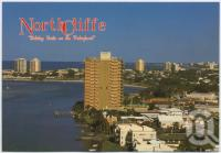 "<span class=""caption-caption"">Northcliffe. ""Holiday Units on the Waterfront"", Maroochydore</span>, c1970-2000. <br />Postcard, collection of <span class=""caption-contributor"">Murray Views Collection</span>."