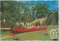 "<span class=""caption-caption"">Dinos Fun Park, Fun for everyone. Bruce Highway, Tanawha</span>, c1970-2000. <br />Postcard, collection of <span class=""caption-contributor"">Murray Views Collection</span>."
