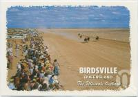 "<span class=""caption-caption"">Birdsville Races</span>, c1970-2000. <br />Postcard, collection of <span class=""caption-contributor"">Murray Views Collection</span>."