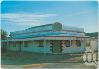 "<span class=""caption-caption"">Birdsville Hotel, historic landmark</span>, c1970-2000. <br />Postcard, collection of <span class=""caption-contributor"">Murray Views Collection</span>."