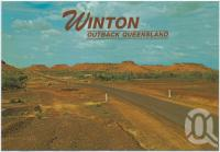 "<span class=""caption-caption"">Poddy Creek, Winton - Boulia Beef Road, Winton</span>, c1970-2000. <br />Postcard, collection of <span class=""caption-contributor"">Murray Views Collection</span>."