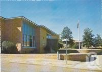 """<span class=""""caption-caption"""">The Post Office, Texas</span>, c1970-2000. <br />Postcard, collection of <span class=""""caption-contributor"""">Murray Views Collection</span>."""