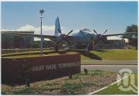 """<span class=""""caption-caption"""">RAAF Base, Townsville</span>, c1970-2000. <br />Postcard, collection of <span class=""""caption-contributor"""">Murray Views Collection</span>."""