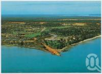 "<span class=""caption-caption"">Rocky Point Township, Weipa</span>, c1970-2000. <br />Postcard, collection of <span class=""caption-contributor"">Murray Views Collection</span>."