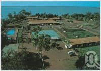 "<span class=""caption-caption"">Town Square, Weipa</span>, c1970-2000. <br />Postcard, collection of <span class=""caption-contributor"">Murray Views Collection</span>."