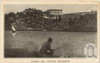 "<span class=""caption-caption"">Lourdes Hill convent, Hawthorne</span>, c1910. <br />Postcard, collection of <span class=""caption-contributor"">Fryer Library, UQ</span>."