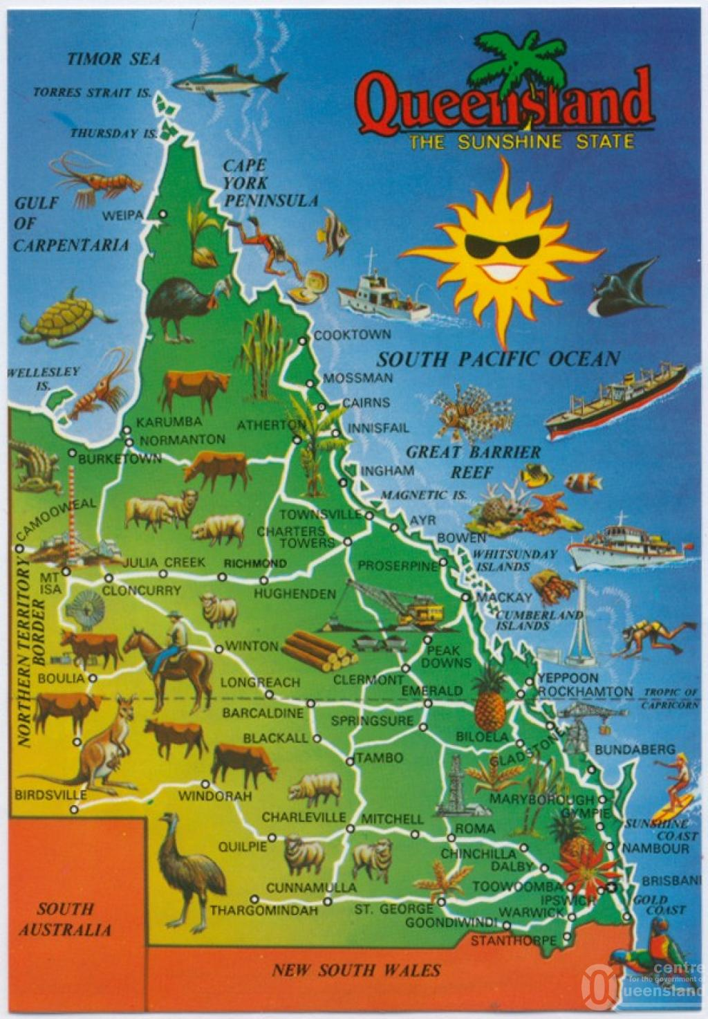 Queensland Tourist Map Queensland Tourist Map Queensland Tourist Map Queensland Tourist Maphtml