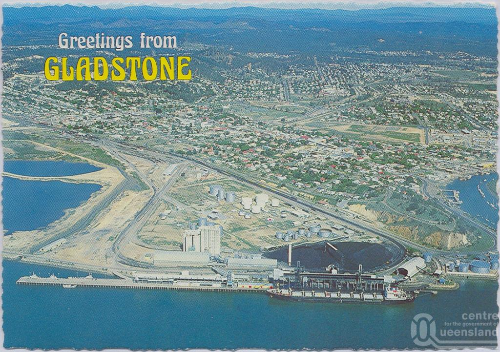 Gladstone queensland places for The gladstone
