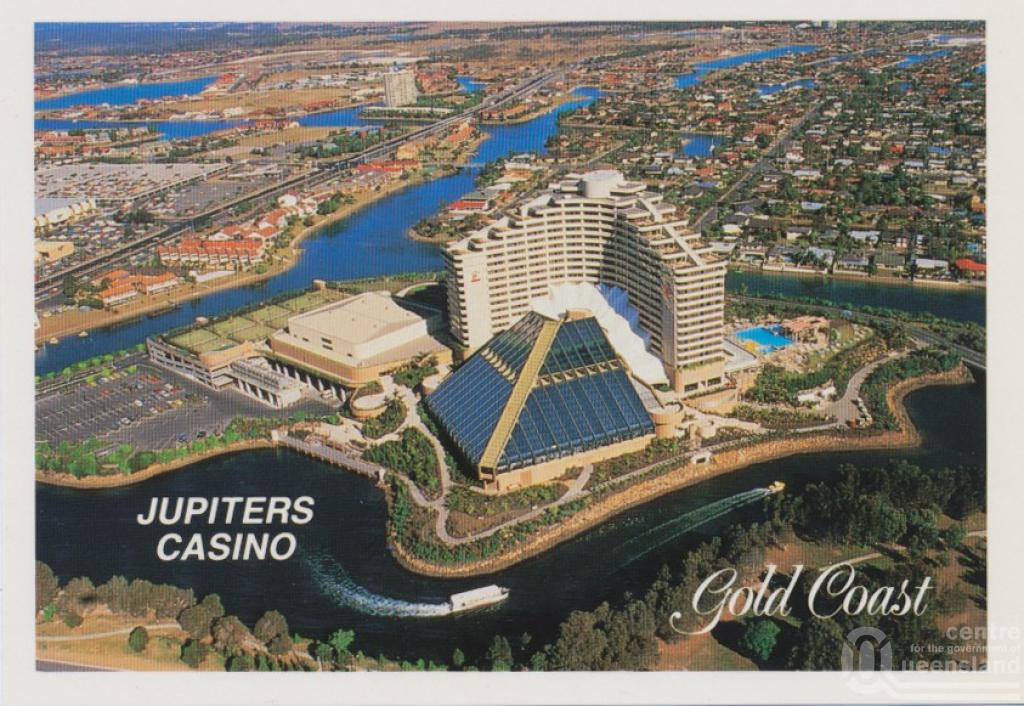 Conrad Jupiters Gold Coast